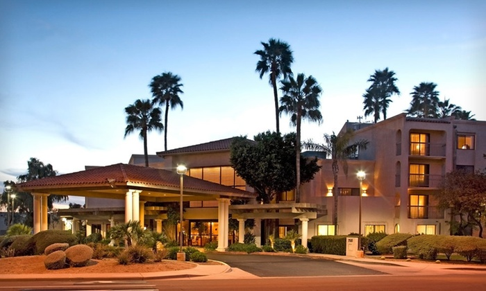 Scottsdale Thunderbird Suites - Airpark: Two- or Three-Night Stay at Scottsdale Thunderbird Suites