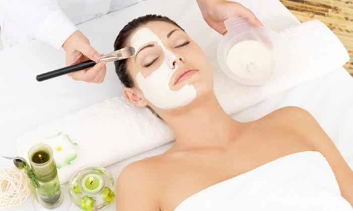 Avivo Salon & Day Spa - Vienna: $99 for an Anti-Aging Facial and Mani-Pedi Package at Avivo Salon & Day Spa ($215 Value)