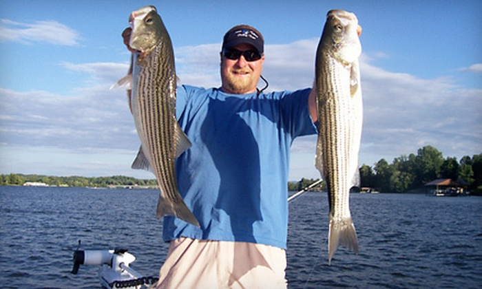 Rock On Charters - Union Hall: Full-Day Weekday or Weekend Fishing Trip for Up to Three from Rock On Charters (Up to 53% Off)