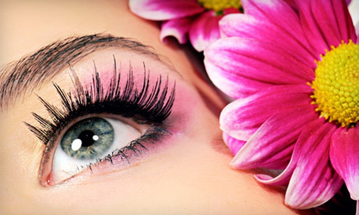 Preferably Pampered - North Shearer Hills: $59 for Individual Eyelash Extensions at Preferably Pampered ($140 Value)