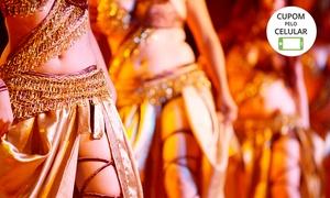 Estúdio de Dança Aris Medrei: 1, 2 ou 3 meses de aulas de dança (escolha entre 9 modalidades) no Estúdio de Dança Aris Medrei – Asa Norte