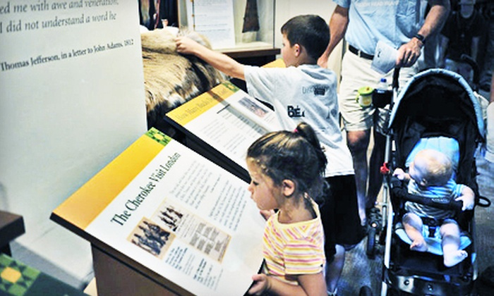 Museum of East Tennessee History - Downtown Knoxville: One-Year or Two-Year Family Membership to the Museum of East Tennessee History (Up to 56% Off)