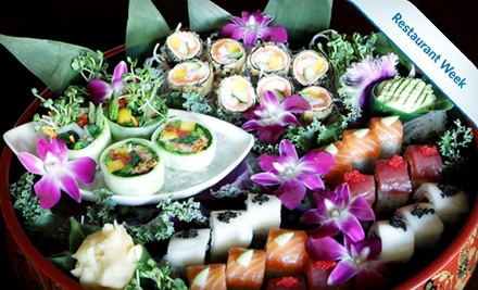 Dinner for 2 (up to a $102 value) - Asian Fin in Palm Beach Gardens