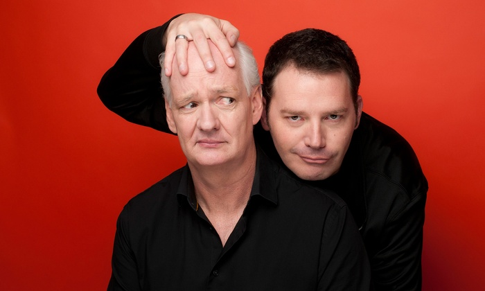 Colin Mochrie & Brad Sherwood - Celebrity Theatre: Colin Mochrie & Brad Sherwood at Celebrity Theatre on Friday, December 5, at 8 p.m. (Up to 50% Off)
