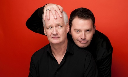 Colin Mochrie & Brad Sherwood at Celebrity Theatre on Friday, December 5, at 8 p.m. (Up to 50% Off)