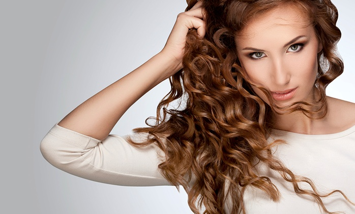 Cut and Blow-Dry (£19) With Conditioning Treatment (£22) at Lux Studio Ilford (Up to 73% Off)