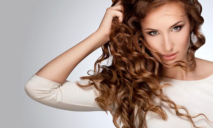 Abiding Divine Family Hair Studio - Carrollton: Haircut, Highlights, and Style from Abiding Divine Family Hair Studio  (55% Off)