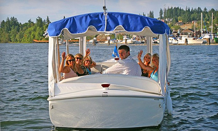 Northwest Boat Rentals and Adventures - Poulsbo: $50 Toward Boat Tours and Rentals