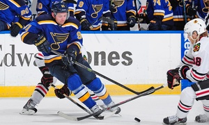 St. Louis Blues: St. Louis Blues Hockey Games on February 16, 18, or 25