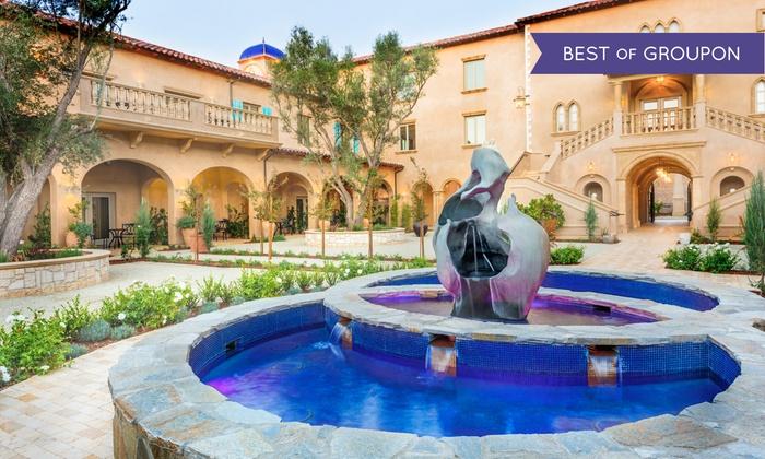 4.5-Star Wine Resort in Paso Robles
