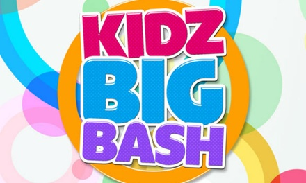 Kidz Big Bash Festival on 28 May at Garon Park (Up to 50% Off)