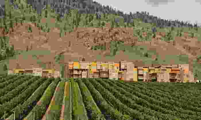 Spirit Ridge Vineyard Resort & Spa - Osoyoos, BC: Stay at Spirit Ridge Vineyard Resort & Spa in Osoyoos, BC, Canada; Dates into October