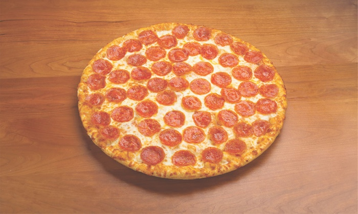 ... Round Table Pizza   Multiple Locations: One Or Two Pizzas At Round  Table Pizza (