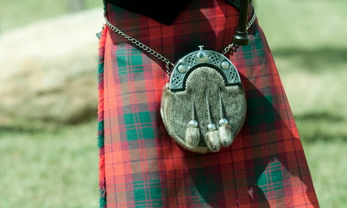 Texas Scottish Festival & Highland Games - Maverick Stadium: Scottish Festival for Two or Four on Friday, May 2, or Sunday, May 4 (Up to 58% Off)