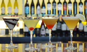 Sydney's Martini and Wine Bar: Tapas for Two or Four or More at Sydney's Martini and Wine Bar (45% Off)