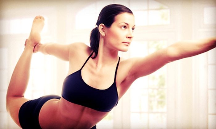 Hot Yoga Naperville - Downtown Naperville: $25 for Five Yoga Classes at Hot Yoga Naperville ($90 Value)