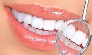 Centro Odontoiatrico Dr Ciro Prisco: Visita odontoiatrica con pulizia denti più otturazione o sbiancamento LED