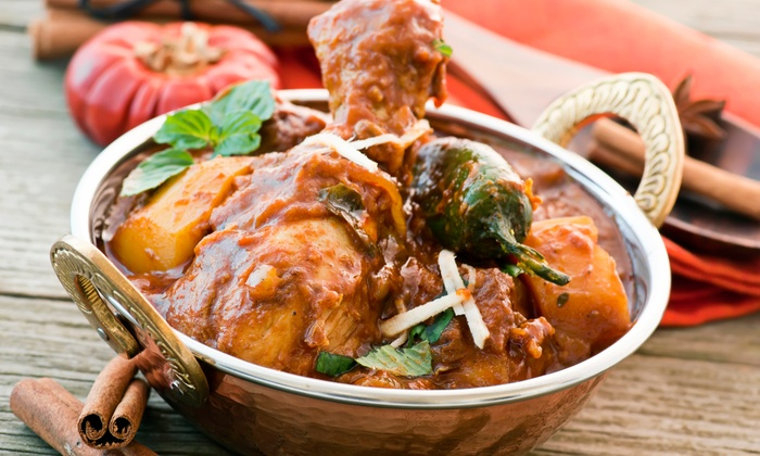 Indigma - Mount Vernon: Indian Cuisine and Drinks at Indigma (Up to 50% Off). Four Options Available.