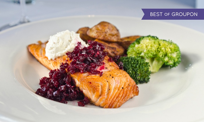 Go Fish - Mystic: $29 for $50 Towards Lunch, Dinner & Drinks at Go Fish