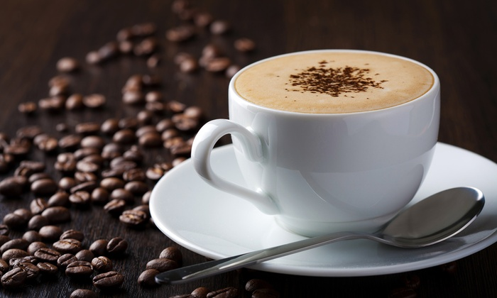 DeLisio Coffee Co. - Fircrest: $11 for 4 Groupons, Each Good for $5 Worth of Coffee and Cafe Food at DeLisio Coffee Co. ($20 Value)