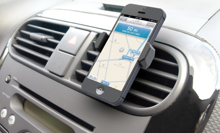 Bell & Howell Clever Grip Air Vent Car Mount for Smartphones