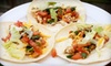 Oaxaca Taqueria - Multiple Locations: Three or Six Tacos or Enchiladas or Ten Tacos at Oaxaca Taqueria (Up to 58% Off)