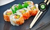 Sushi on the Rocks - Castleton: $15 for $30 Worth of Japanese Food and Drinks at Sushi on the Rocks
