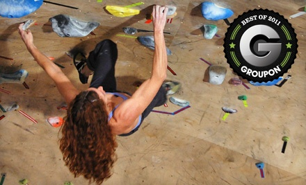 1-Month Membership (a $75 value) - The Front Climbing Club  in Garden City