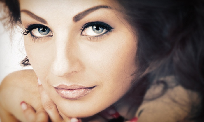 Beautiful U Aesthetics - Multiple Locations: Permanent Makeup for One or Two Areas at Beautiful U Aesthetics (Half Off)