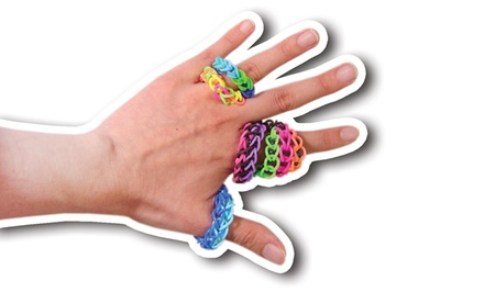 4-Pack of Scented Loom Bands Refills. Free Returns.