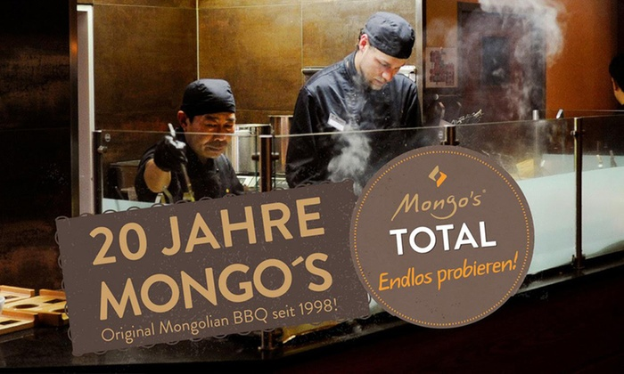 . All you can eat  Mongolisches BBQ Buffet in Bochum   Mongo s in