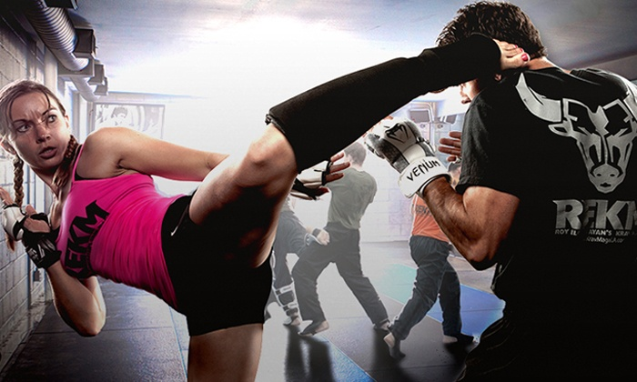 Krav Maga L.A. | REKM - Marina Del Rey: 5, 10, or 20 Child or Adult Self-Defense Classes or Three Months of Classes at Krav Maga L.A. (Up to 87% Off)