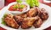 Freeze Cafe & Lounge - Marine Park: $10 for $20 Worth of Chicken Wings — Club Freeze Café & Lounge