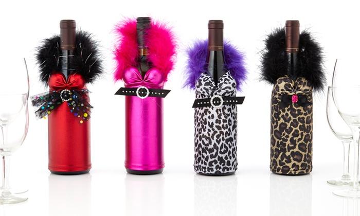 Wine Bottle Babes: Wine Bottle Babes 2-Packs. Multiple Colors Available. Free Returns.
