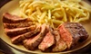 Select Restaurant - Select Restaurant: $25 for $50 Worth of International Fare Monday–Thursday or Friday–Saturday at Select