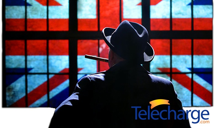 """""""Churchill"""" - New World Stages (Stage 5) : """"Churchill, The Play""""–New World Stages, February 6–July 12 (Up to 42% Off). Offer Powered by Telecharge.com"""