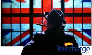 """""""Churchill"""": """"Churchill, The Play""""–New World Stages, February 6–July 12 (Up to 42% Off). Offer Powered by Telecharge.com"""