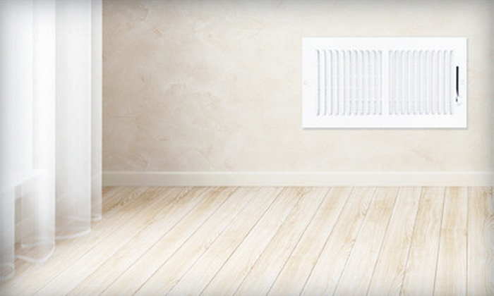 Best Home Services - Concord: Air-Duct and Vent Cleaning with Furnace Inspection and Optional Dryer-Vent Cleaning from Best Home Services (84% Off)