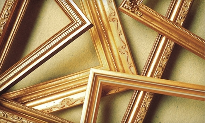 The Framing Studio - Van Ness - Forest Hills: $100 Worth of Framing Services