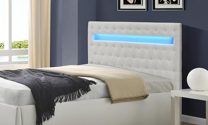 Tête de lit lumineuse | Groupon Shopping
