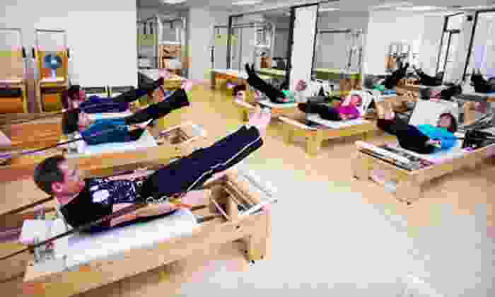 Sumbody Studio - Wilshire Montana: 5 or 10 Pilates Classes at Sumbody Studio (Up to 72% Off)