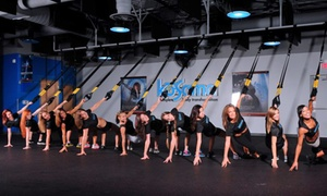 Kosama: $39 for One Month of Unlimited Fitness Classes at Kosama ($175 Value)