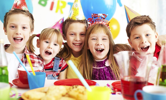 Tumble Zone - Little Falls: $149 for a 90-Minute Birthday Party for Up to 15 Children at Tumble Zone ($350 Value)