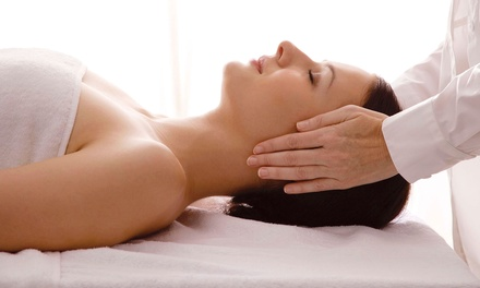 60- or 90-Minute Swedish Massage or 60-Minute Reiki Session at A Touch Of Health Massage Therapy (50% Off)