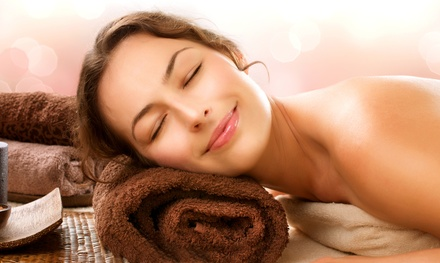 $79 for Spa Package- Facial with Pumpkin Peel, and Massage with Aromatherapy at River Run Spa ($200 Value)