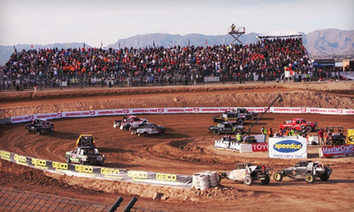 Lucas Oil Off Road Racing Series - St. Johns: $59 for a Ticket Package for Two to See Lucas Oil Off Road Racing Series in Chandler (Up to $160 Value)