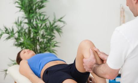 2 o 4 sesiones de fisioterapia de 50 minutos desde 29,95 € en Clínica Hélix