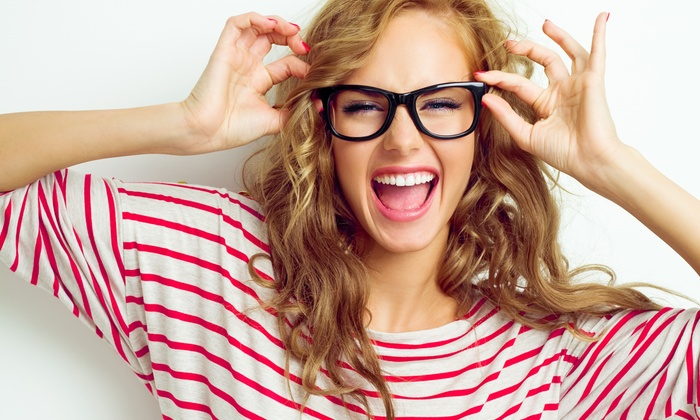 i Vision - Multiple Locations: C$19 for C$150 Toward Prescription Glasses Plus Free Second Pair at iVision