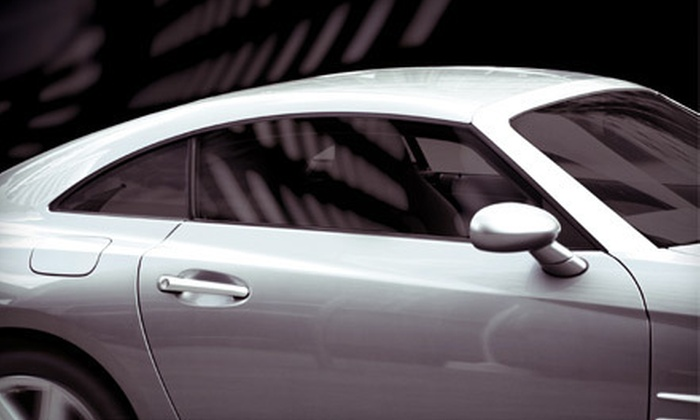 Distinctive Ride - Wasilla: Window Tinting for Two or Five Car Windows at Distinctive Ride in Wasilla (Up to 52% Off)
