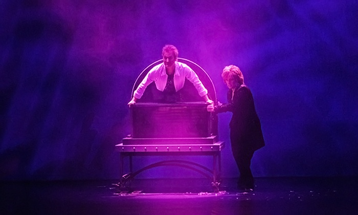Spencers Theatre Of Illusion - Ames Center: Spencers Theatre of Illusion Show at Burnsville Performing Arts Center on March 20 (Up to 48% Off)